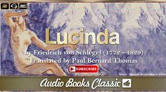 Lucinda by Friedrich von SCHLEGE | Full Version | AudioBooks Classic