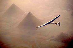Solar Impulse Touchdown In The Land Of Sun God Ra (VIDEOS)