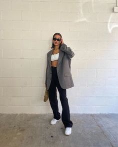 From oversize to tailored, colorful to neutral, we've rounded up our favorite blazer outfit ideas from Instagram. Styling inspiration awaits!