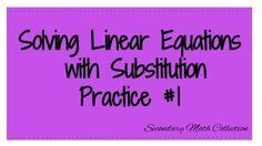 29 besten Linear Relationships Activities + Practices Bilder auf ...