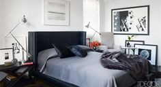 S. Russell Groves West Village Apartment - New York City Home Decor - ELLE DECOR