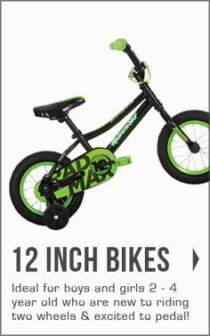"View our range of 12"" kids bikes  at bikes.com.au"