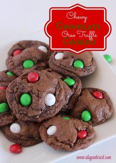 oreo truffle cookies I Heart Nap Time | I Heart Nap Time - Easy recipes, DIY crafts, Homemaking