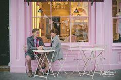 Peggy Porschen Engagement shoot | weheartpictures.com
