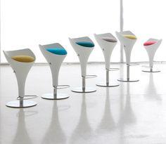 Dai colore, vita e personalizza al meglio la tua casa con lo sgabello Calice http://www.idfdesign.it/sgabelli-design-regolabili/calice.htm ( By color, life and customize at the best your home with the stool Calice ) http://www.idfdesign.com/swivel-stool-swiwel-bar-cafe-stools/calice.htm [ #design #designfurniture #ToninCasa #Tonin #sgabello #stool ]