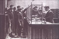 Camberwell: first Labour exchange in Britain opened in 1910 London, Winston Churchill then president of Board of Trade South London, New South, Old London, Camberwell London, London History, Family Affair, Winston Churchill, Family History