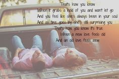 Old Love Feels New-Chris Young