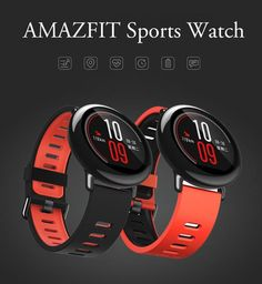 GPS Running Bluetooth 4.0 Sports Smart Watch MI Heart Rate Monitor CE – Mineandhers.com
