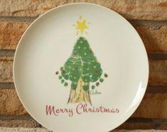 handprint footprint santa plates - Google Search