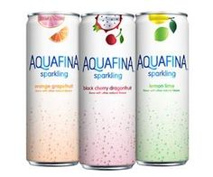 Aquafina is giving away free samples of their Sparkling Water! Just use this coupon here for your water bottle freebie!