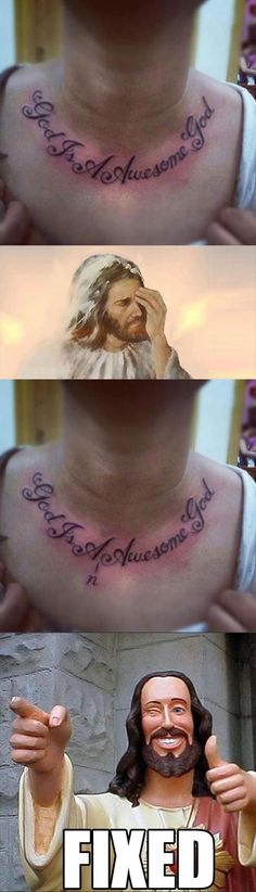 29 People With Horrible Tattoos - Pop Culture Gallery