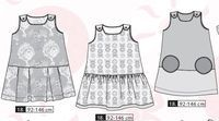 Trendy sewing dress for little girls tutorials 18 ideas Little Girl Dresses, Little Girls, Girls Dresses, Dress Girl, Baby Couture, Couture Sewing, Sewing Online, Kids Dress Patterns, Make Your Own Clothes