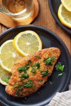 Chicken Meunière Rec