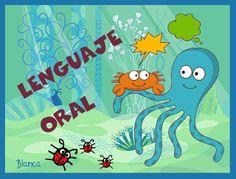 Actividades para Educación Infantil: ESPECIAL Lenguaje oral