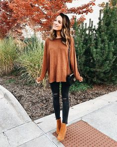 Rumored Hype on Casual Fall Outfits That Will Make You Look Cool Exposed Fall is nonetheless a good time to … Cute Fall Outfits, Fall Winter Outfits, Autumn Winter Fashion, Casual Outfits, Casual Dressy, Laid Back Outfits, Fall Transition Outfits, Winter Wear, Casual Fall
