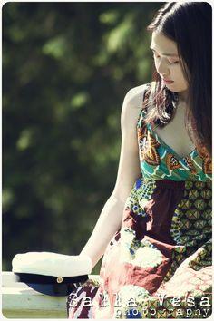 Untitled by Salla Vesa on 500px # photography graduate photo ylioppilas yo senior valmistujais beauty summer forest dress valokuvaaja lahti valokuvaaja hollola salla vesa photography