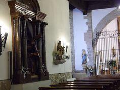 MEJORADA (TOLEDO) - Parroquia Ntra. Sra. de la Asunción (Interior).