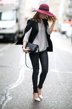 53 Chic as Sh*t Paris Street Style Looks  - Cosmopolitan.com