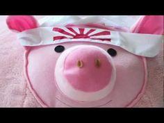 Bumpidoodle toy: meet Parker Pig! #bumpidoodle