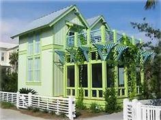 Carillon Beach Vacation Rental - VRBO 73884 - 2 BR Sunnyside House in FL, 'Bikini Bottoms' 23 Steps to Sugar White Beach, Steps to Beach Front Pool