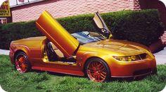 Pontiac GTO Roaster - Newskool | Barris Kustom Industries