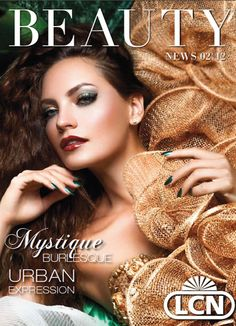 LCN Mystique Burlesque Collection for Fall – Winter 2012