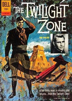 The Twilight Zone (1959–1964, CBS) — 1962 comic book