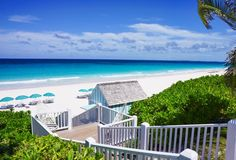 Most amazing hotel. The Dunmore in exuma Bahamas. Truly beautiful property. Reminds me of Shutters on the beach in santa monica ca.