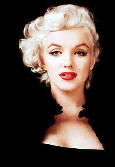 Marilyn Monroe photographed in 1955 © Milton Greene