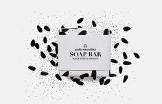 Underwearables Soap - Packaging