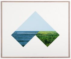Jan Dibbets, Sea-Land HB1