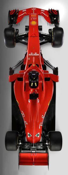 2018/2/22:Twitter: @ScuderiaFerrari : Here is the new car.