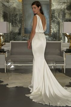 Romona Keveza Wedding Dresses - Fall 2015 Bridal Collection | Junebug Weddings