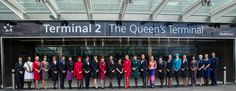 The #Queen 's #Terminal named Airport of the Year  London Heathrow and Star Alliance have won the World's Airport of the Year at Air Transport World's (ATW) 41st Annual Airline Industry Achievement #Awards , honoured jointly for their collaborative work on the new Terminal 2 at #Heathrow .