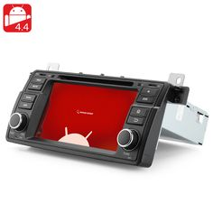 http://www.andnykstore.com/1din-android-4-4-car-dvd-player-for-bmw-e46.html This 1 DIN Android 4.4 Car DVD Player is designed specifically for the BMW E46 models and with a 7 Inch touch screen, dual core processor, 1GB or RAM and 8GB of Internal Memory it's a powerhouse of navigation and entertainment for you vehicle. If you drive a BMW E46 model and you want an equally classy head unit then this Android 4.4 DVD player could be exactly what you're looking for....