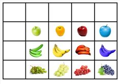matrix eet smakelijk Brain Teasers For Kids, Free Printables, Activities, Speech Language Therapy, Fruits And Veggies, Food, Puzzles For Kids, Free Printable