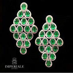 Lluvia de esmeraldas. Piezas únicas te esperan, en Imperiale. #GeneracionesDeExcelencia
