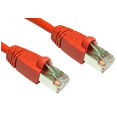 TVCables CAT6 Shielded Patch Cable 2m Red CAT6 Shielded Patch Cable 2m Red ideal for a home or office network http://www.MightGet.com/february-2017-3/tvcables-cat6-shielded-patch-cable-2m-red.asp