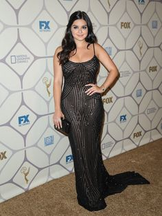 Ariel Winter - Every Single Look from the Emmy Awards After Party - Photos