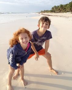 #itraveforthekids http://shar.es/pmOdN  Tulum is family heaven. With Sand and tacos.