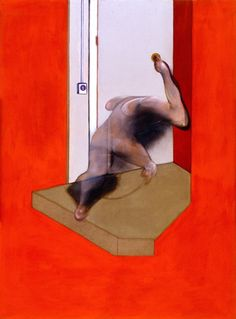Francis Bacon (Irish, 1909-1992) - Study for the Human Body, 1983