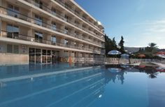 Hotel Kompas, Dubrovnik, Croatia Dubrovnik, Outdoor Pool, Front Desk, Terrace, Mansions, House Styles, Storage Room, Travel, Hotels