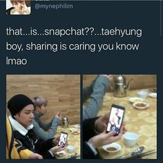 ya know even if it is sc who cares they are in no way obligated to share it bye respect their privacy also as if Beyoncé has shared her private one y'all can stOp and I know it's just a meme but stiLlLLL :/