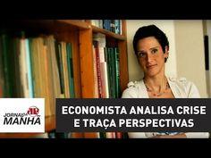 RS Notícias: Autora de livro sobre a era Dilma, economista anal...