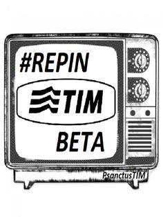 P&B #REPIN TIMbeta