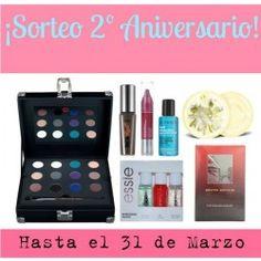 Gana un Super #Beauty lote ^_^ http://www.pintalabios.info/es/sorteos-de-moda/view/es/4561 #ESP #Sorteo #Maquillaje