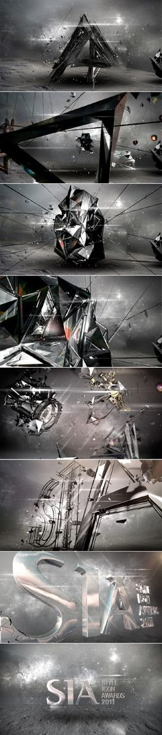 motion graphics/ storyboards/ styleframes | SIA Conceptart by Taiho Roh