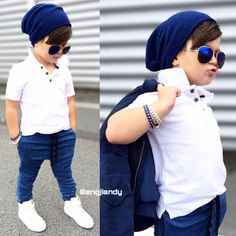 Toddler Boy Fashion, Little Boy Fashion, Toddler Boy Outfits, Young Fashion, Little Boy Outfits, Cute Outfits For Kids, Baby Boy Swag, Baby Boys, Kids Wear Boys