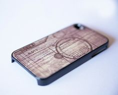 Wood Print iPhone 4s Case - Mobile - Shops Uncovet