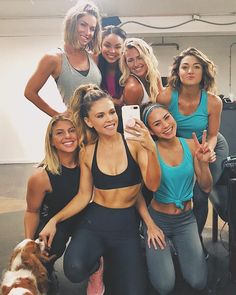 Grab your girlssss!!! Ultimate fitness filled girls day! Get your tickets NOW!